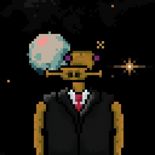 Pixelinvader #818
